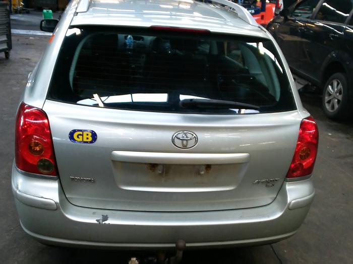 Toyota Avensis Wagon (T25/B1E) 1.8 16V VVT-i (klik op de afbeelding voor de volgende foto)  (klik op de afbeelding voor de volgende foto)