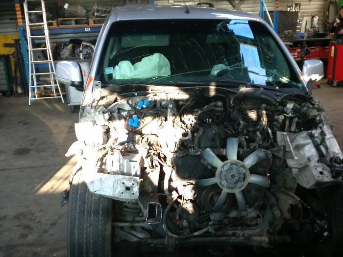 Nissan Navara (D40) 2.5 dCi 16V 4x4 2009 Kachel Weerstand (klik op de afbeelding voor de volgende foto)