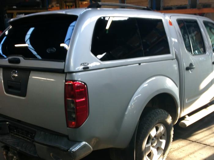 Nissan Navara (D40) 2.5 dCi 16V 4x4 (klik op de afbeelding voor de volgende foto)  (klik op de afbeelding voor de volgende foto)  (klik op de afbeelding voor de volgende foto)