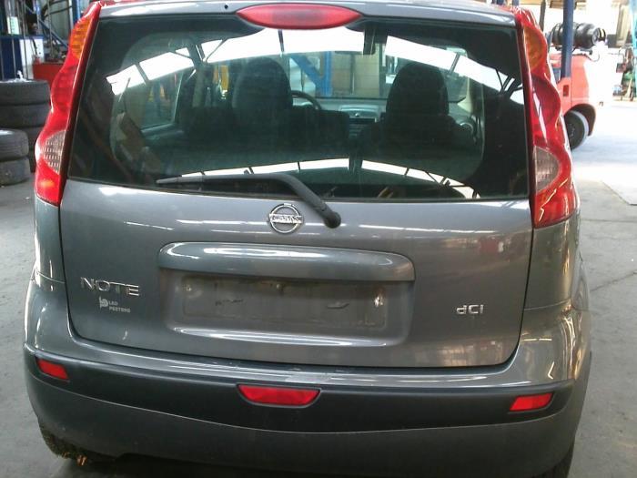 Nissan Note (E11) 1.5 dCi 68 (klik op de afbeelding voor de volgende foto)  (klik op de afbeelding voor de volgende foto)