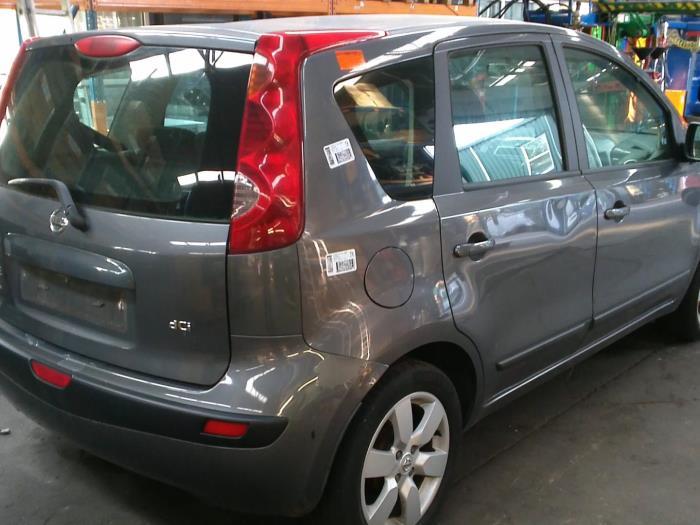 Nissan Note (E11) 1.5 dCi 68 (klik op de afbeelding voor de volgende foto)  (klik op de afbeelding voor de volgende foto)  (klik op de afbeelding voor de volgende foto)