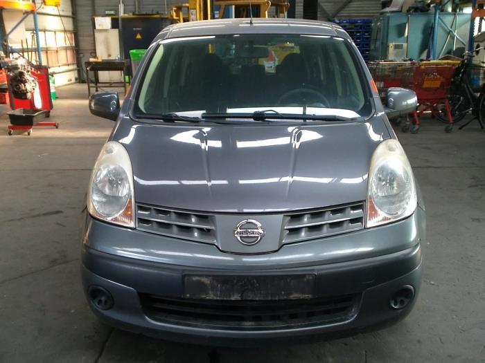 Nissan Note (E11) 1.5 dCi 68 (klik op de afbeelding voor de volgende foto)  (klik op de afbeelding voor de volgende foto)  (klik op de afbeelding voor de volgende foto)  (klik op de afbeelding voor de volgende foto)  (klik op de afbeelding voor de volgende foto)  (klik op de afbeelding voor de volgende foto)