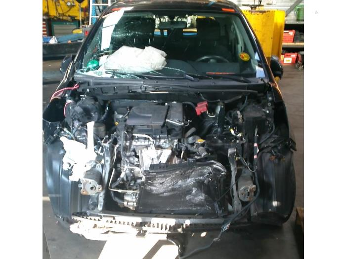 Toyota Yaris II (P9) 1.0 12V VVT-i (klik op de afbeelding voor de volgende foto)  (klik op de afbeelding voor de volgende foto)  (klik op de afbeelding voor de volgende foto)  (klik op de afbeelding voor de volgende foto)  (klik op de afbeelding voor de volgende foto)  (klik op de afbeelding voor de volgende foto)
