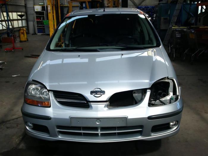 Nissan Almera Tino (V10M) 1.8 16V (klik op de afbeelding voor de volgende foto)  (klik op de afbeelding voor de volgende foto)  (klik op de afbeelding voor de volgende foto)  (klik op de afbeelding voor de volgende foto)  (klik op de afbeelding voor de volgende foto)  (klik op de afbeelding voor de volgende foto)