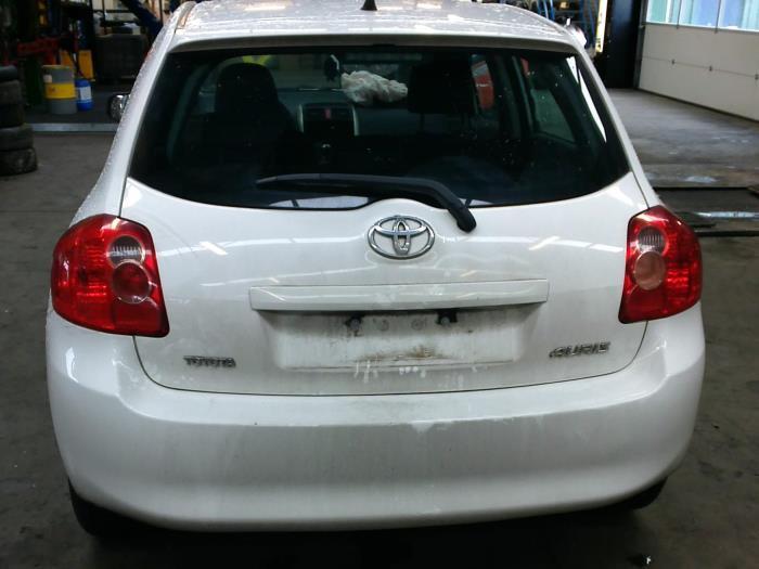 Toyota Auris (E15) 1.33 Dual VVT-I 16V (klik op de afbeelding voor de volgende foto)  (klik op de afbeelding voor de volgende foto)