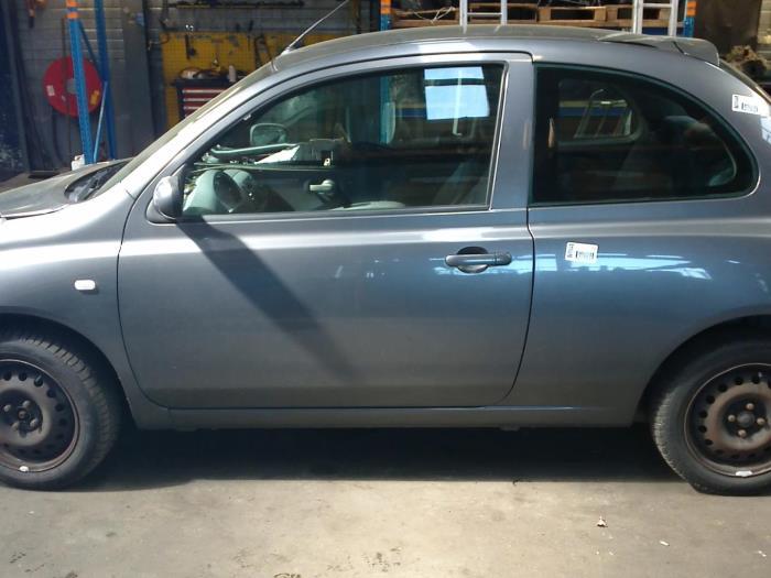 Nissan Micra (K12) 1.2 16V (klik op de afbeelding voor de volgende foto)  (klik op de afbeelding voor de volgende foto)  (klik op de afbeelding voor de volgende foto)  (klik op de afbeelding voor de volgende foto)  (klik op de afbeelding voor de volgende foto)  (klik op de afbeelding voor de volgende foto)  (klik op de afbeelding voor de volgende foto)