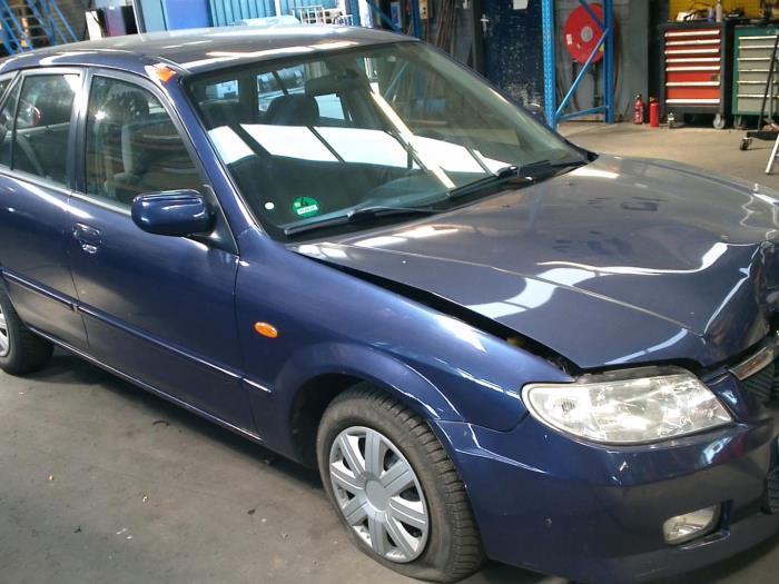 Mazda 323 Fastbreak (BJ14) 2.0 16V (klik op de afbeelding voor de volgende foto)  (klik op de afbeelding voor de volgende foto)  (klik op de afbeelding voor de volgende foto)  (klik op de afbeelding voor de volgende foto)  (klik op de afbeelding voor de volgende foto)