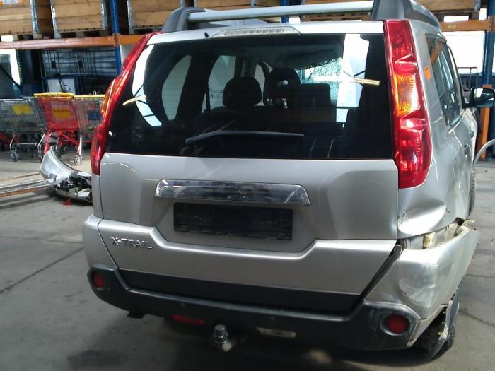 Nissan X-Trail (T31) 2.0 XE,SE,LE dCi 16V 4x2 (Klicken Sie auf das Bild für das nächste Foto)  (Klicken Sie auf das Bild für das nächste Foto)