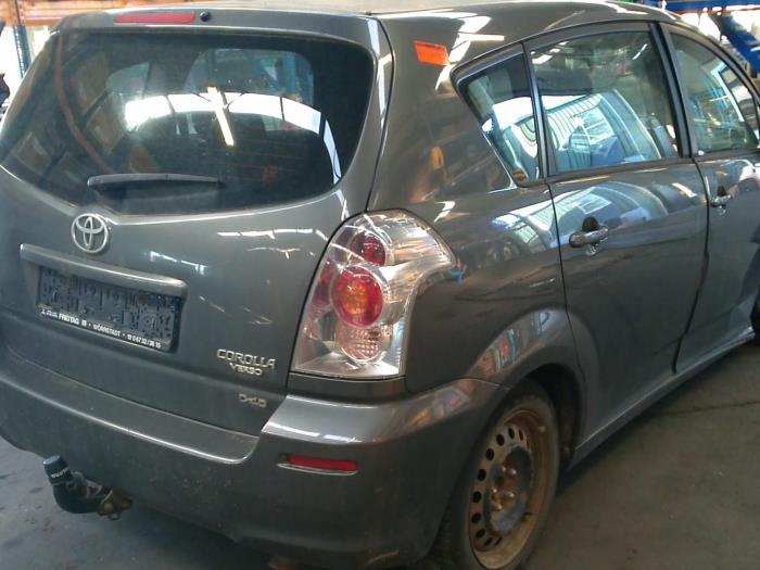 Toyota Corolla Verso (R10/11) 2.2 D-4D 16V (klik op de afbeelding voor de volgende foto)  (klik op de afbeelding voor de volgende foto)  (klik op de afbeelding voor de volgende foto)