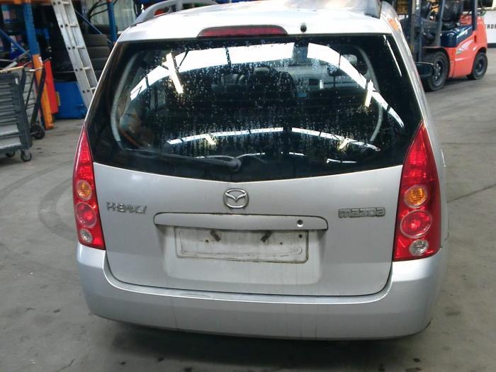 Mazda Premacy 1.8 16V (klik op de afbeelding voor de volgende foto)  (klik op de afbeelding voor de volgende foto)  (klik op de afbeelding voor de volgende foto)