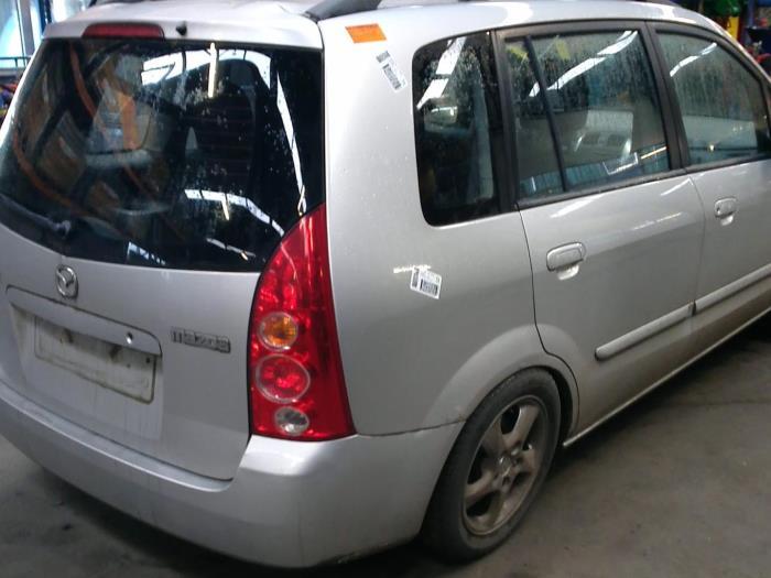 Mazda Premacy 1.8 16V (klik op de afbeelding voor de volgende foto)  (klik op de afbeelding voor de volgende foto)  (klik op de afbeelding voor de volgende foto)  (klik op de afbeelding voor de volgende foto)