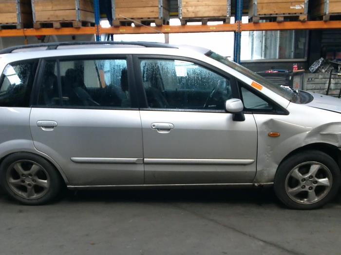 Mazda Premacy 1.8 16V (klik op de afbeelding voor de volgende foto)  (klik op de afbeelding voor de volgende foto)  (klik op de afbeelding voor de volgende foto)  (klik op de afbeelding voor de volgende foto)  (klik op de afbeelding voor de volgende foto)
