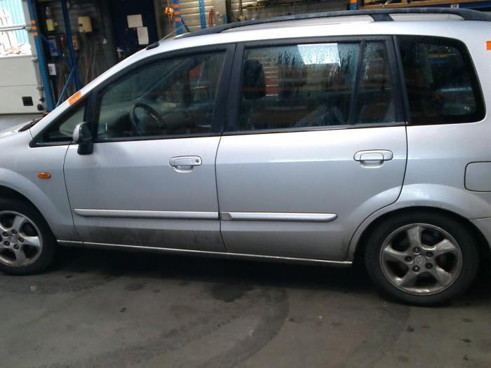 Mazda Premacy 1.8 16V (klik op de afbeelding voor de volgende foto)  (klik op de afbeelding voor de volgende foto)  (klik op de afbeelding voor de volgende foto)  (klik op de afbeelding voor de volgende foto)  (klik op de afbeelding voor de volgende foto)  (klik op de afbeelding voor de volgende foto)  (klik op de afbeelding voor de volgende foto)  (klik op de afbeelding voor de volgende foto)  (klik op de afbeelding voor de volgende foto)