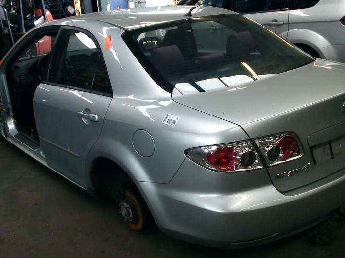 Mazda 6 (GG12/82) 1.8i 16V (klik op de afbeelding voor de volgende foto)