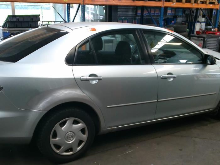 Mazda 6 (GG12/82) 1.8i 16V (klik op de afbeelding voor de volgende foto)  (klik op de afbeelding voor de volgende foto)  (klik op de afbeelding voor de volgende foto)  (klik op de afbeelding voor de volgende foto)