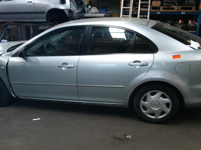 Mazda 6 (GG12/82) 1.8i 16V (klik op de afbeelding voor de volgende foto)  (klik op de afbeelding voor de volgende foto)  (klik op de afbeelding voor de volgende foto)  (klik op de afbeelding voor de volgende foto)  (klik op de afbeelding voor de volgende foto)  (klik op de afbeelding voor de volgende foto)  (klik op de afbeelding voor de volgende foto)