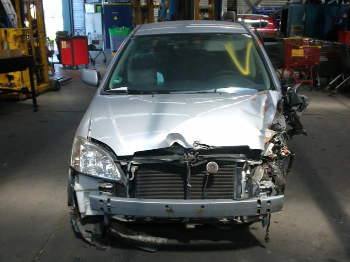 Toyota Corolla (E12) 1.4 16V VVT-i (klik op de afbeelding voor de volgende foto)  (klik op de afbeelding voor de volgende foto)  (klik op de afbeelding voor de volgende foto)  (klik op de afbeelding voor de volgende foto)  (klik op de afbeelding voor de volgende foto)  (klik op de afbeelding voor de volgende foto)