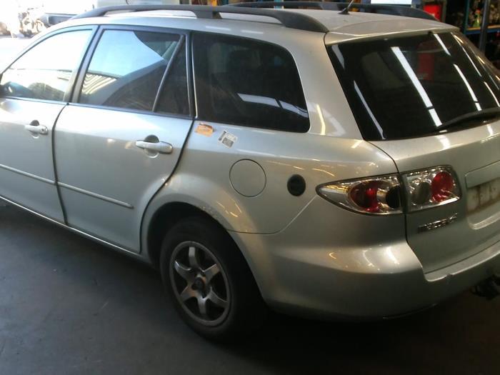 Mazda 6 Sportbreak (GY19/89) 2.0i 16V (klik op de afbeelding voor de volgende foto)
