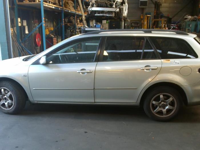 Mazda 6 Sportbreak (GY19/89) 2.0i 16V (klik op de afbeelding voor de volgende foto)  (klik op de afbeelding voor de volgende foto)  (klik op de afbeelding voor de volgende foto)  (klik op de afbeelding voor de volgende foto)  (klik op de afbeelding voor de volgende foto)  (klik op de afbeelding voor de volgende foto)  (klik op de afbeelding voor de volgende foto)