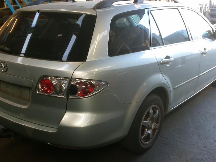Mazda 6 Sportbreak (GY19/89) 2.0i 16V (klik op de afbeelding voor de volgende foto)  (klik op de afbeelding voor de volgende foto)  (klik op de afbeelding voor de volgende foto)