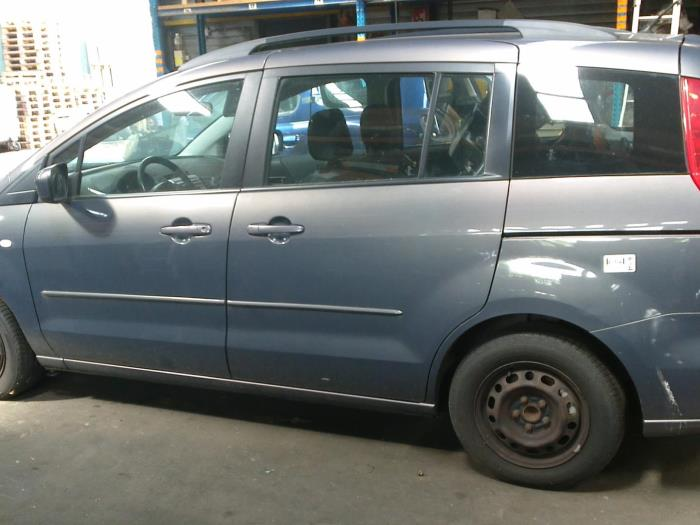 Mazda 5 (CR19) 2.0 CiDT 16V Normal Power 2007 Airbagring (klik op de afbeelding voor de volgende foto)
