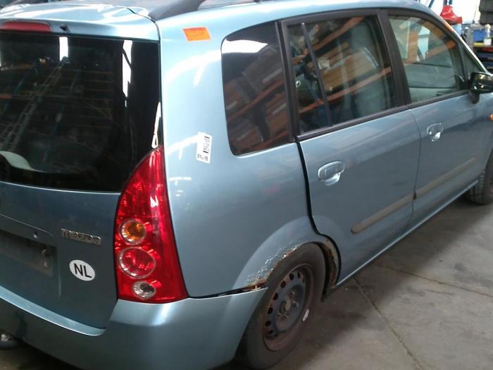 Mazda Premacy 2.0 DiTD 16V (klik op de afbeelding voor de volgende foto)  (klik op de afbeelding voor de volgende foto)  (klik op de afbeelding voor de volgende foto)