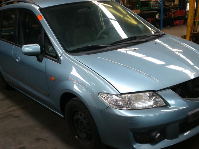 Mazda Premacy 2.0 DiTD 16V (klik op de afbeelding voor de volgende foto)  (klik op de afbeelding voor de volgende foto)  (klik op de afbeelding voor de volgende foto)  (klik op de afbeelding voor de volgende foto)  (klik op de afbeelding voor de volgende foto)