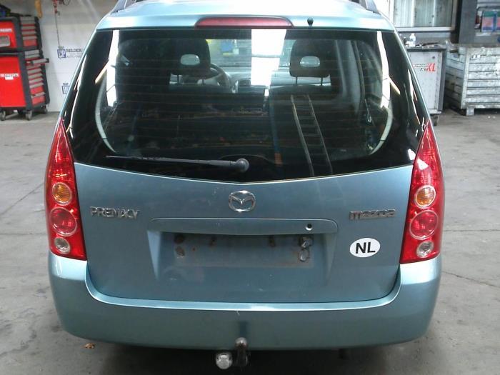 Mazda Premacy 2.0 DiTD 16V (klik op de afbeelding voor de volgende foto)  (klik op de afbeelding voor de volgende foto)
