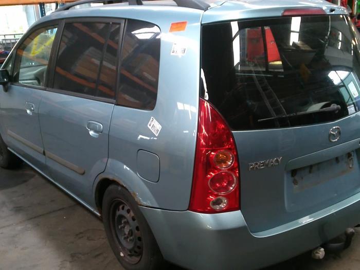 Mazda Premacy 2.0 DiTD 16V (klik op de afbeelding voor de volgende foto)