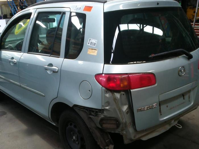 Mazda 2 (NB/NC/ND/NE) 1.4 16V (klik op de afbeelding voor de volgende foto)