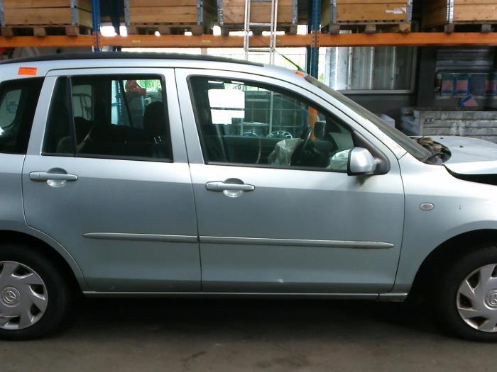 Mazda 2 (NB/NC/ND/NE) 1.4 16V (klik op de afbeelding voor de volgende foto)  (klik op de afbeelding voor de volgende foto)  (klik op de afbeelding voor de volgende foto)  (klik op de afbeelding voor de volgende foto)