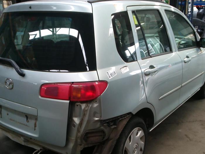 Mazda 2 (NB/NC/ND/NE) 1.4 16V (klik op de afbeelding voor de volgende foto)  (klik op de afbeelding voor de volgende foto)  (klik op de afbeelding voor de volgende foto)