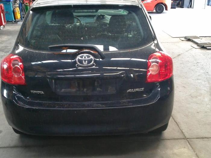 Toyota Auris (E15) 1.4 D-4D-F 16V Van (klik op de afbeelding voor de volgende foto)  (klik op de afbeelding voor de volgende foto)  (klik op de afbeelding voor de volgende foto)  (klik op de afbeelding voor de volgende foto)