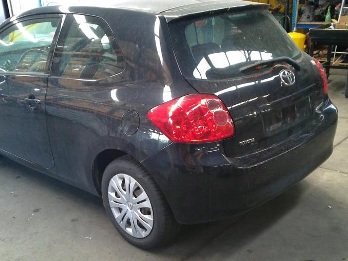 Toyota Auris (E15) 1.4 D-4D-F 16V Van (klik op de afbeelding voor de volgende foto)  (klik op de afbeelding voor de volgende foto)  (klik op de afbeelding voor de volgende foto)