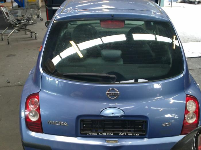 Nissan Micra (K12) 1.5 dCi 65 2004 Airbagring (klik op de afbeelding voor de volgende foto)