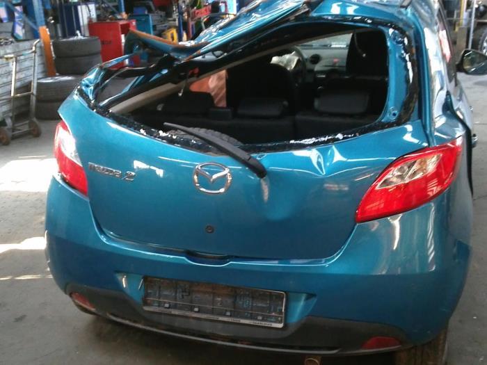 Mazda 2 (DE) 1.3 16V GT BiFuel (klik op de afbeelding voor de volgende foto)  (klik op de afbeelding voor de volgende foto)