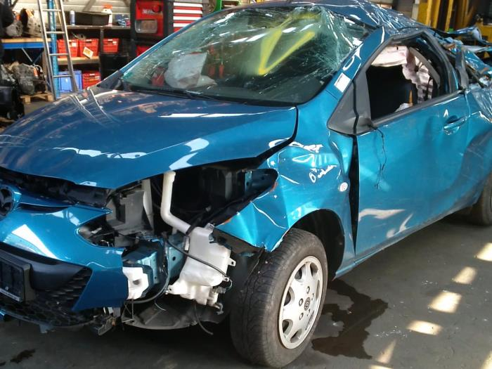 Mazda 2 (DE) 1.3 16V GT BiFuel (klik op de afbeelding voor de volgende foto)  (klik op de afbeelding voor de volgende foto)  (klik op de afbeelding voor de volgende foto)  (klik op de afbeelding voor de volgende foto)  (klik op de afbeelding voor de volgende foto)  (klik op de afbeelding voor de volgende foto)  (klik op de afbeelding voor de volgende foto)  (klik op de afbeelding voor de volgende foto)