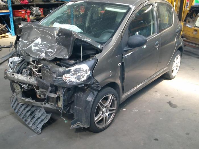 Toyota Aygo (B10) 1.0 12V VVT-i (Klicken Sie auf das Bild für das nächste Foto)  (Klicken Sie auf das Bild für das nächste Foto)  (Klicken Sie auf das Bild für das nächste Foto)  (Klicken Sie auf das Bild für das nächste Foto)  (Klicken Sie auf das Bild für das nächste Foto)  (Klicken Sie auf das Bild für das nächste Foto)
