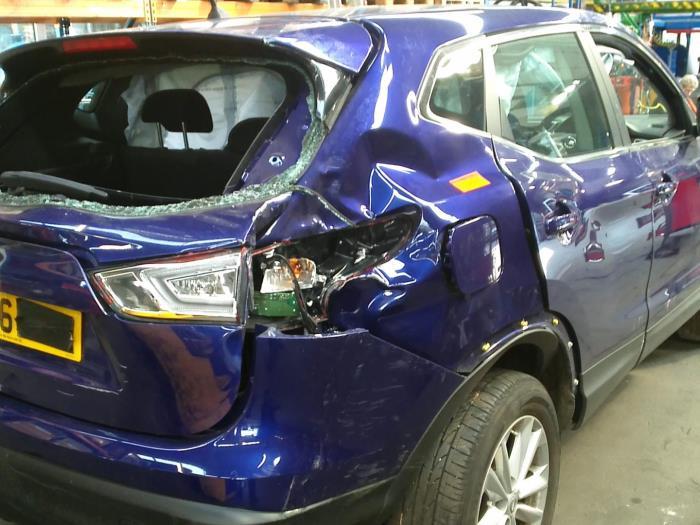 Nissan Qashqai (J11) 1.5 dCi DPF (klik op de afbeelding voor de volgende foto)  (klik op de afbeelding voor de volgende foto)  (klik op de afbeelding voor de volgende foto)