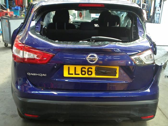Nissan Qashqai (J11) 1.5 dCi DPF (klik op de afbeelding voor de volgende foto)  (klik op de afbeelding voor de volgende foto)