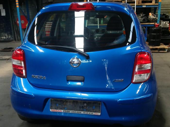Nissan Micra (K13) 1.2 12V (klik op de afbeelding voor de volgende foto)  (klik op de afbeelding voor de volgende foto)