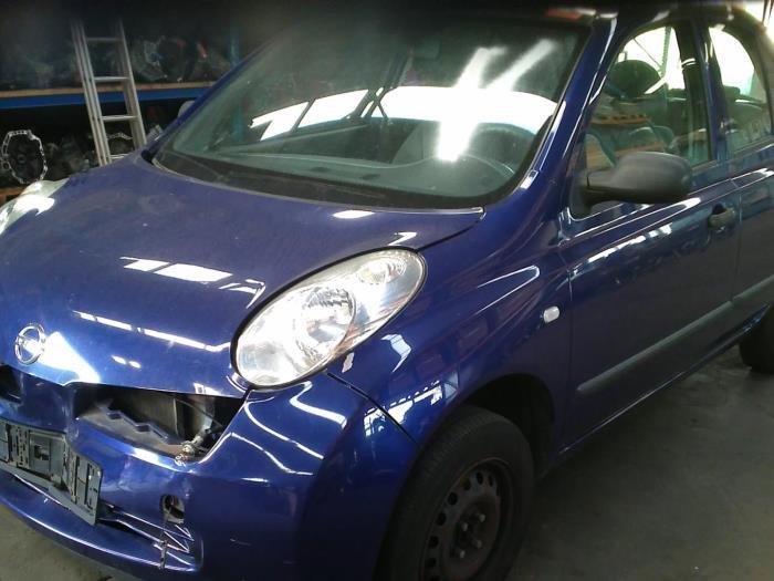 Nissan Micra (K12) 1.2 16V (klik op de afbeelding voor de volgende foto)  (klik op de afbeelding voor de volgende foto)  (klik op de afbeelding voor de volgende foto)  (klik op de afbeelding voor de volgende foto)  (klik op de afbeelding voor de volgende foto)  (klik op de afbeelding voor de volgende foto)  (klik op de afbeelding voor de volgende foto)  (klik op de afbeelding voor de volgende foto)  (klik op de afbeelding voor de volgende foto)