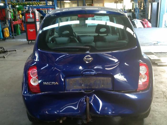 Nissan Micra (K12) 1.2 16V (klik op de afbeelding voor de volgende foto)  (klik op de afbeelding voor de volgende foto)  (klik op de afbeelding voor de volgende foto)