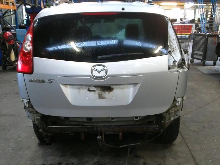 Mazda 5 (CR19) 2.0 CiDT 16V Normal Power (Klicken Sie auf das Bild für das nächste Foto)  (Klicken Sie auf das Bild für das nächste Foto)