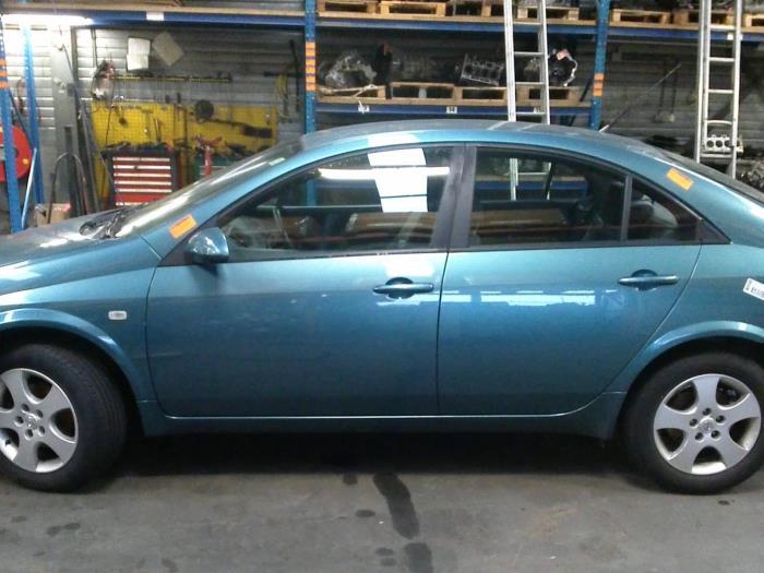 Nissan Primera (P12) 1.8 16V (klik op de afbeelding voor de volgende foto)  (klik op de afbeelding voor de volgende foto)  (klik op de afbeelding voor de volgende foto)  (klik op de afbeelding voor de volgende foto)  (klik op de afbeelding voor de volgende foto)  (klik op de afbeelding voor de volgende foto)  (klik op de afbeelding voor de volgende foto)