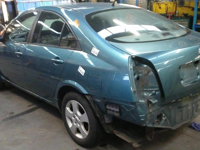 Nissan Primera (P12) 1.8 16V (klik op de afbeelding voor de volgende foto)