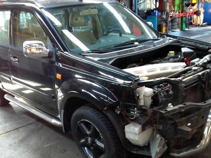 Nissan X-Trail (T30) 2.5 16V 4x4 (klik op de afbeelding voor de volgende foto)  (klik op de afbeelding voor de volgende foto)  (klik op de afbeelding voor de volgende foto)  (klik op de afbeelding voor de volgende foto)  (klik op de afbeelding voor de volgende foto)