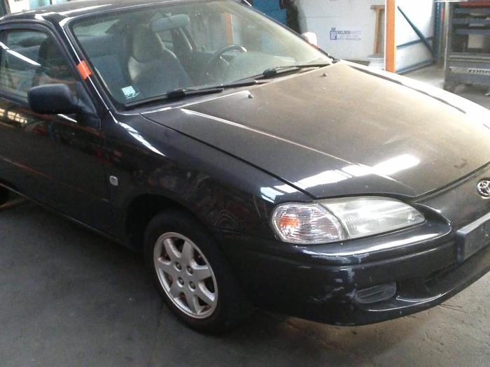 Toyota Paseo (EL54) 1.5i,GT MPi 16V (klik op de afbeelding voor de volgende foto)  (klik op de afbeelding voor de volgende foto)  (klik op de afbeelding voor de volgende foto)  (klik op de afbeelding voor de volgende foto)  (klik op de afbeelding voor de volgende foto)