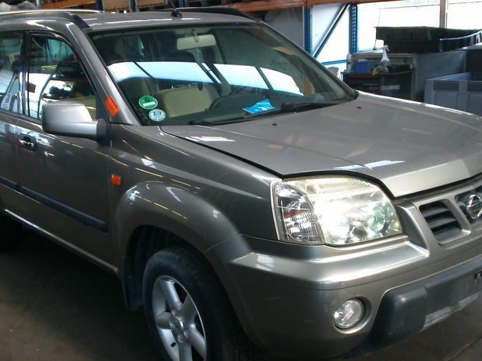 Nissan X-Trail (T30) 2.0 16V 4x4 (klik op de afbeelding voor de volgende foto)  (klik op de afbeelding voor de volgende foto)  (klik op de afbeelding voor de volgende foto)  (klik op de afbeelding voor de volgende foto)  (klik op de afbeelding voor de volgende foto)