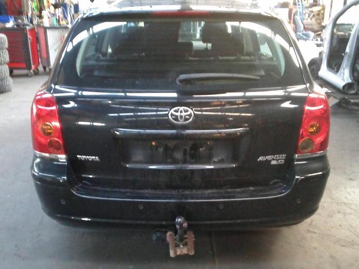 Toyota Avensis Wagon (T25/B1E) 2.0 16V VVT-i D4 2005 Vacuum ventiel (klik op de afbeelding voor de volgende foto)